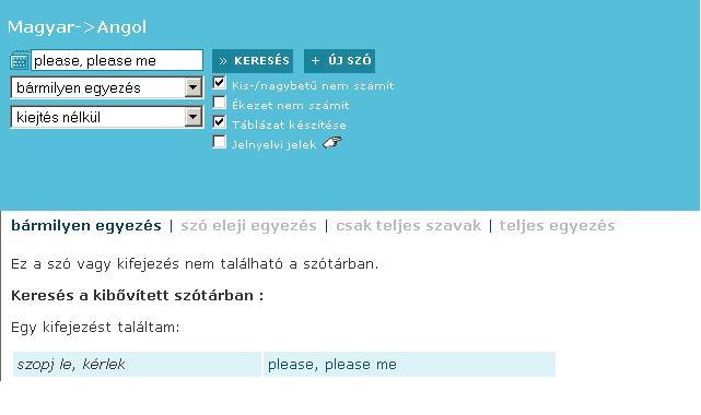 Please, please me = Szopj le, kérlek