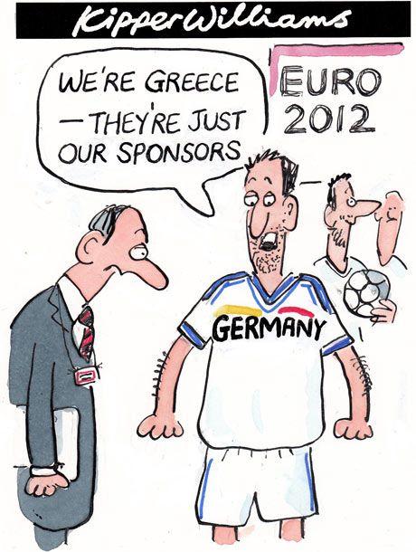 Foci EB 2012: Németország - Görögország 1:0
