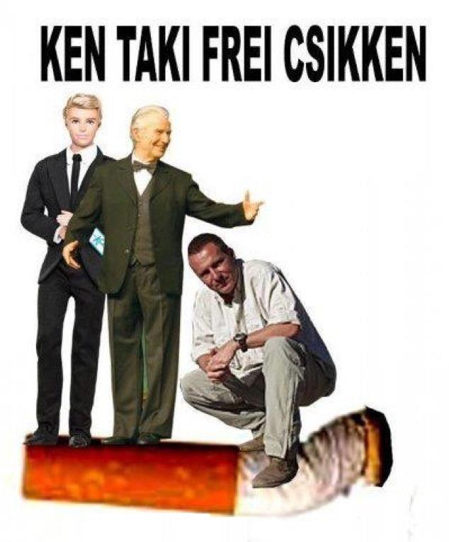 Ken Taki Frei csikken
