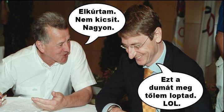 Schmitt Pál és Gyurcsány Ferenc: mi a közös bennük?